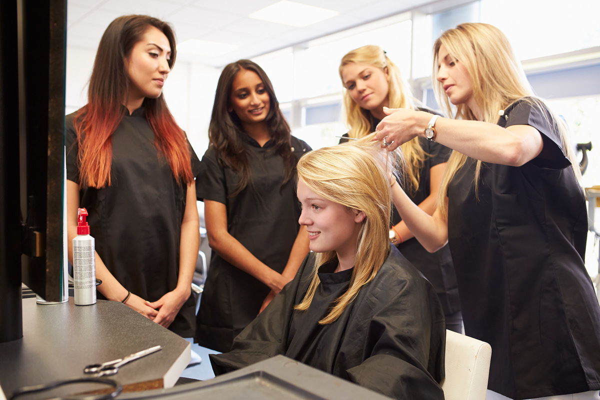 Cutting Courses - Hairdressing Training
