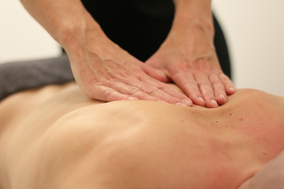 Full Body Massage training for beginners