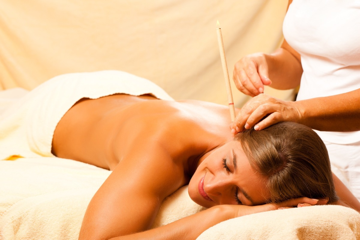 Ear Candle treatments