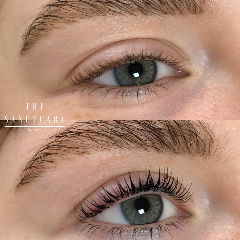 Lashlift Results