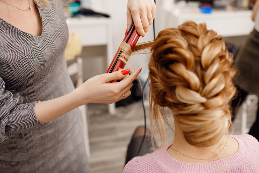 Wedding Hair, Online learning, covid secure lockdown learning hairdressing course online
